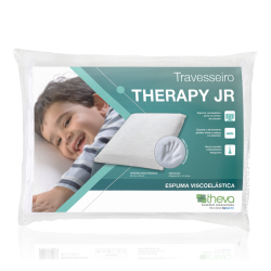 TRAVESSEIRO DE ESPUMA VISCOELÁSTICA – THERAPY JUNIOR