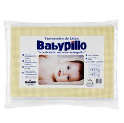 TRAVESSEIRO LATEX BABY 25 X 35