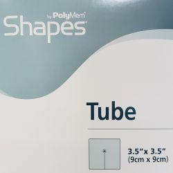 CURATIVO POLY TUBE POLYMEM    (9.0cm X 9.0cm) Externo cx 15